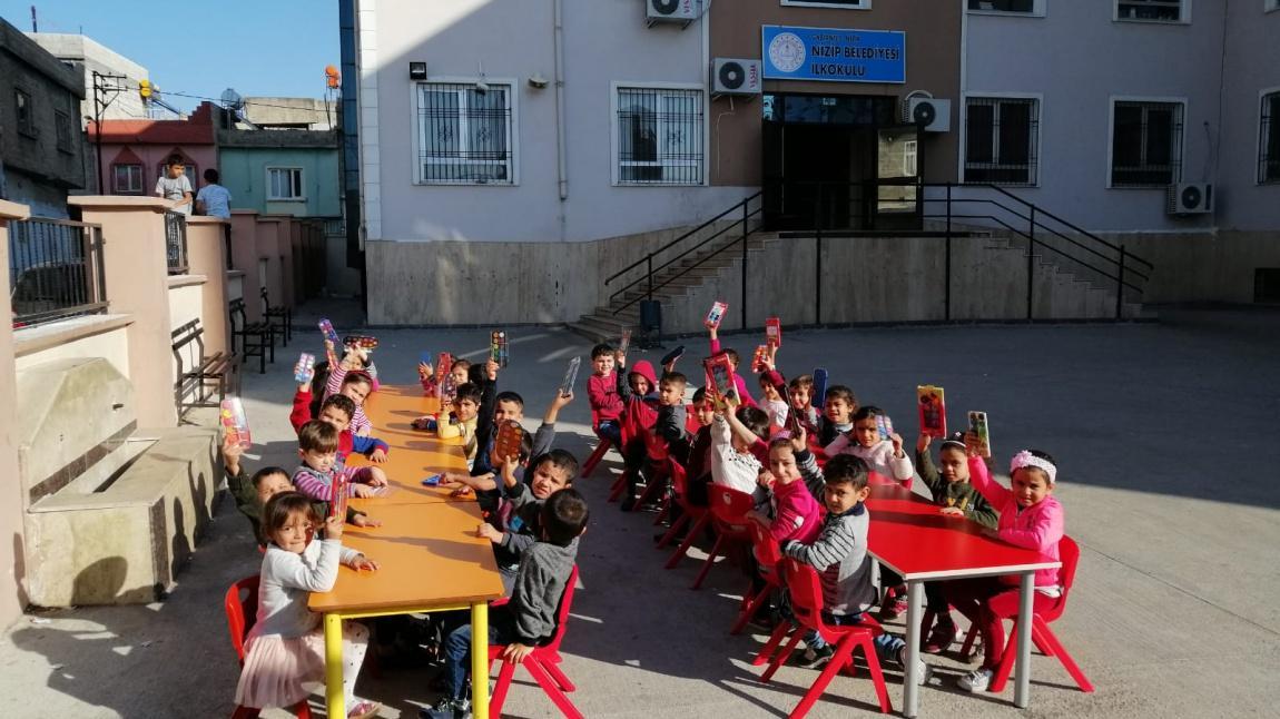 Okul Oncesi D Ve E Subeleri Sulu Boya Calismalari Nizip